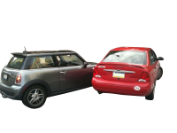 Mini Cooper Wreck loss in value insurance claim