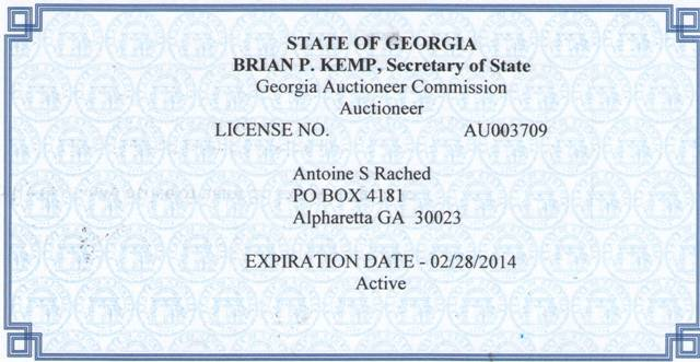 How To Get A Dealers License >> Atlanta Diminished Value Credentials Georgia | Diminished ...