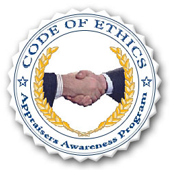 appraiser code of ethics