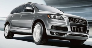2012 Audi Q7 Resale Value