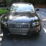 Black Audi