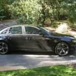 Audi A4 Diminished Value