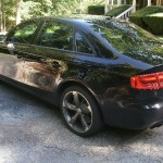 Audi Auto A4 Black