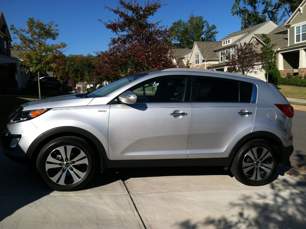2011 kia sportage ex 4d utility awd diminished value car. Black Bedroom Furniture Sets. Home Design Ideas