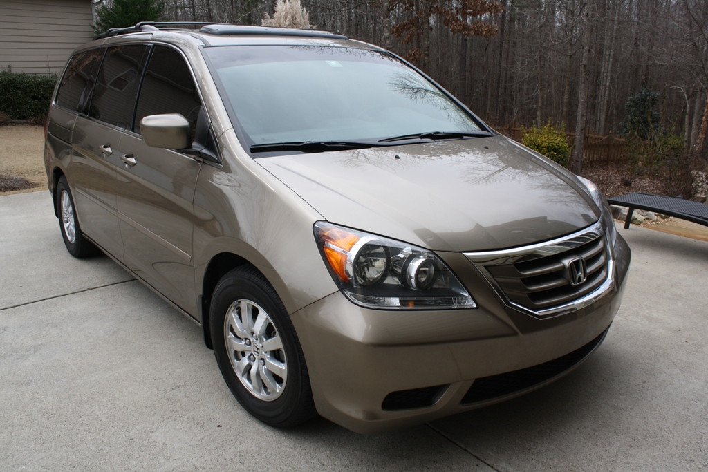 2010 Honda Odyssey EX-L | Diminished Value Car Appraisal