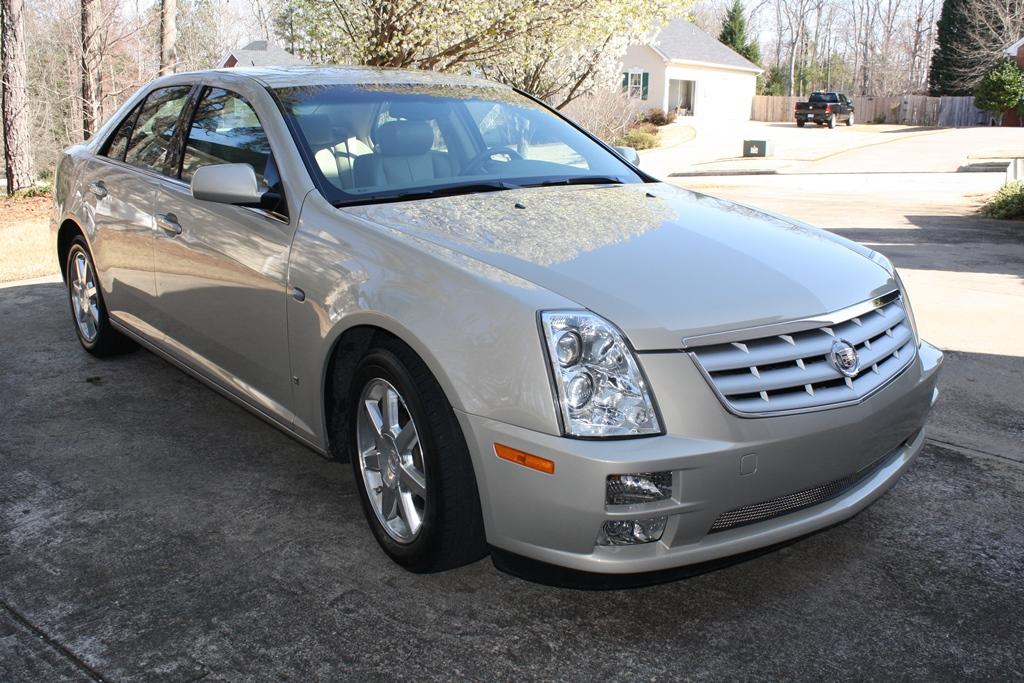 2007 Cadillac Sts 10