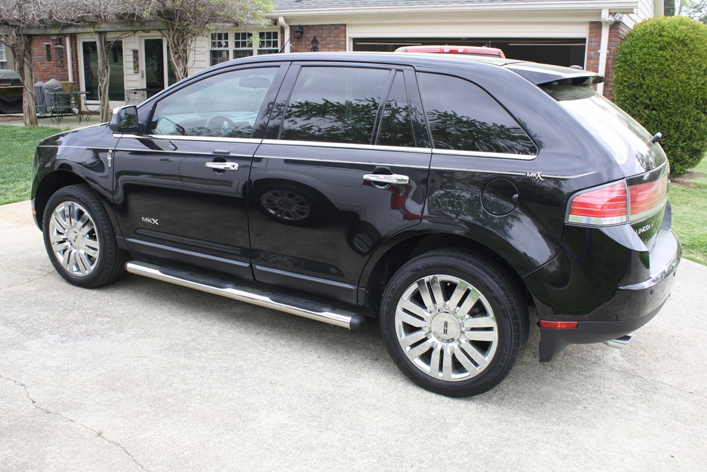 2010 Accessories Performance Parts 2010 Lincoln Mkx