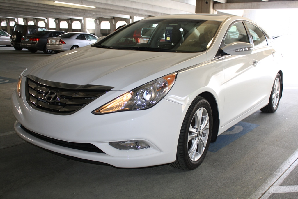 2011 Hyundai Sonata Limited 2 0 Turbo Diminished Value Car Appraisal