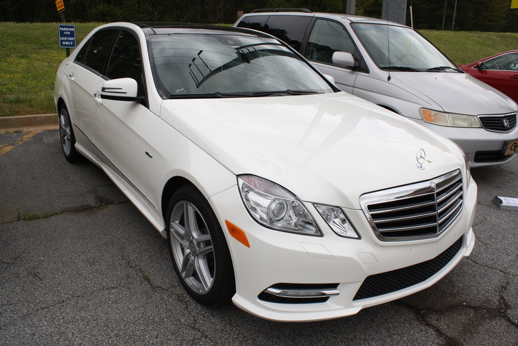 2012 mercedes benz e350 sport sedan diminished value car for Mercedes benz e3 50