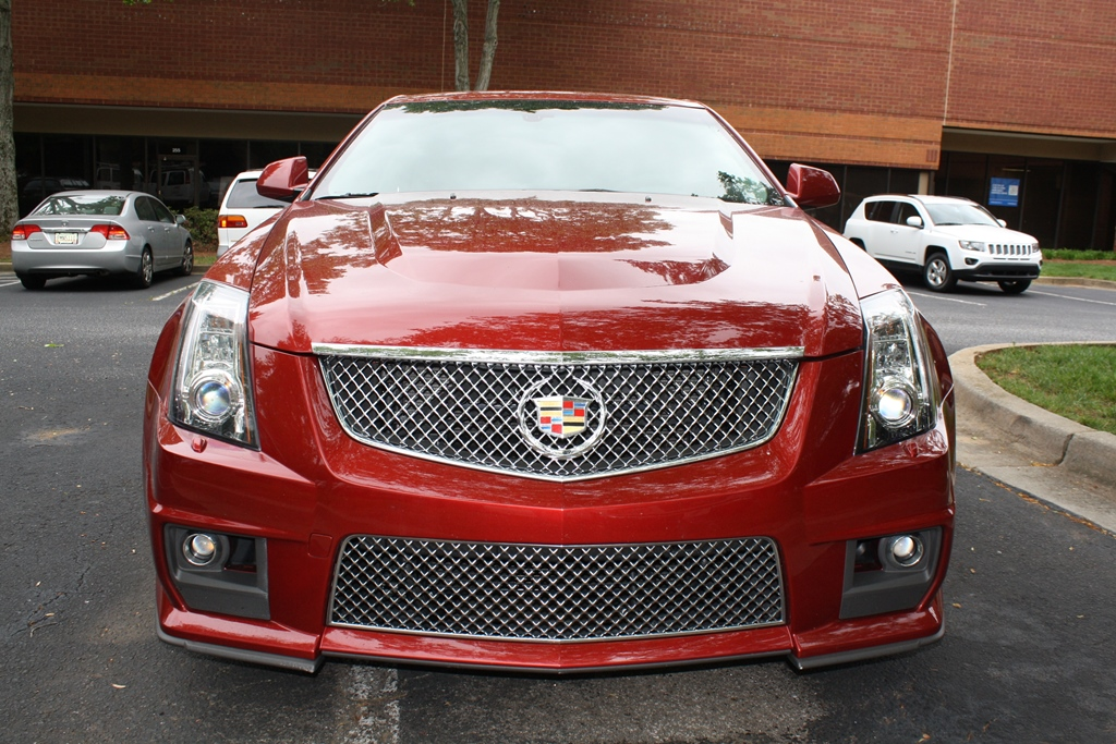 2009 cadillac cts v diminished value car appraisal. Black Bedroom Furniture Sets. Home Design Ideas