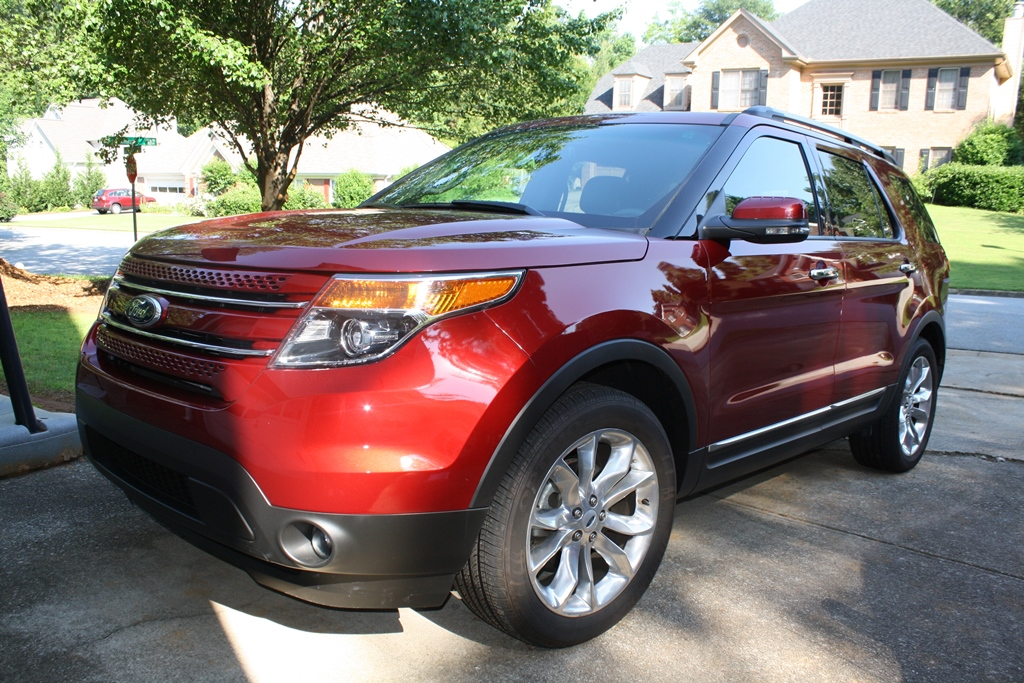 2013 ford explorer limited 05. Cars Review. Best American Auto & Cars Review