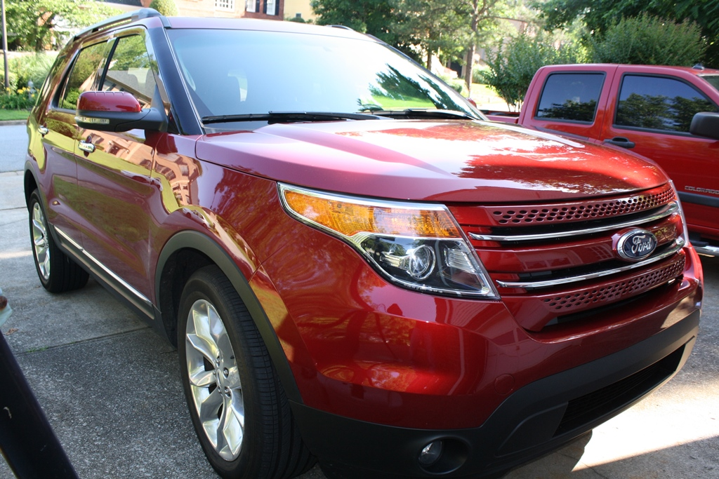 2013 ford explorer limited 11. Cars Review. Best American Auto & Cars Review