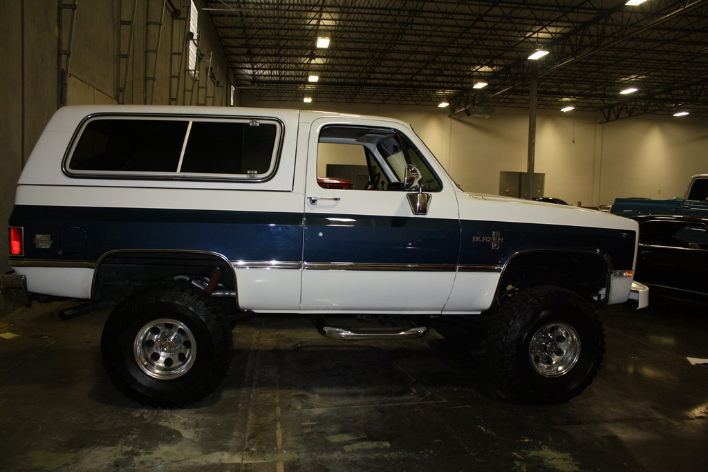 1985 Chevy Blazer  Diminished Value Car Appraisal