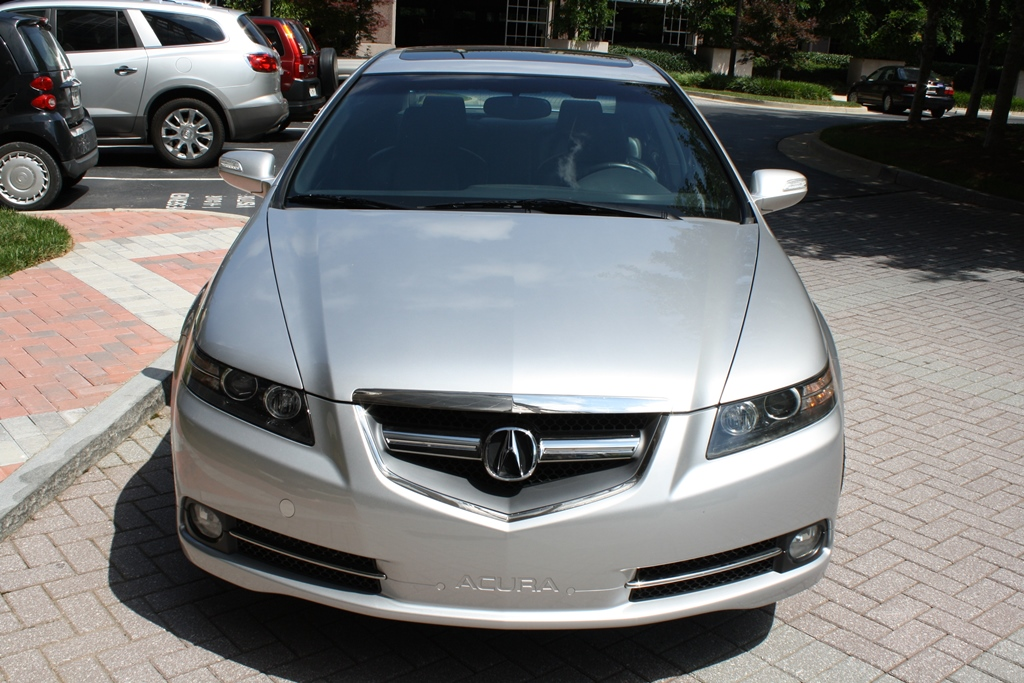 2008 acura tl type s 4d sedan diminished value car appraisal. Black Bedroom Furniture Sets. Home Design Ideas