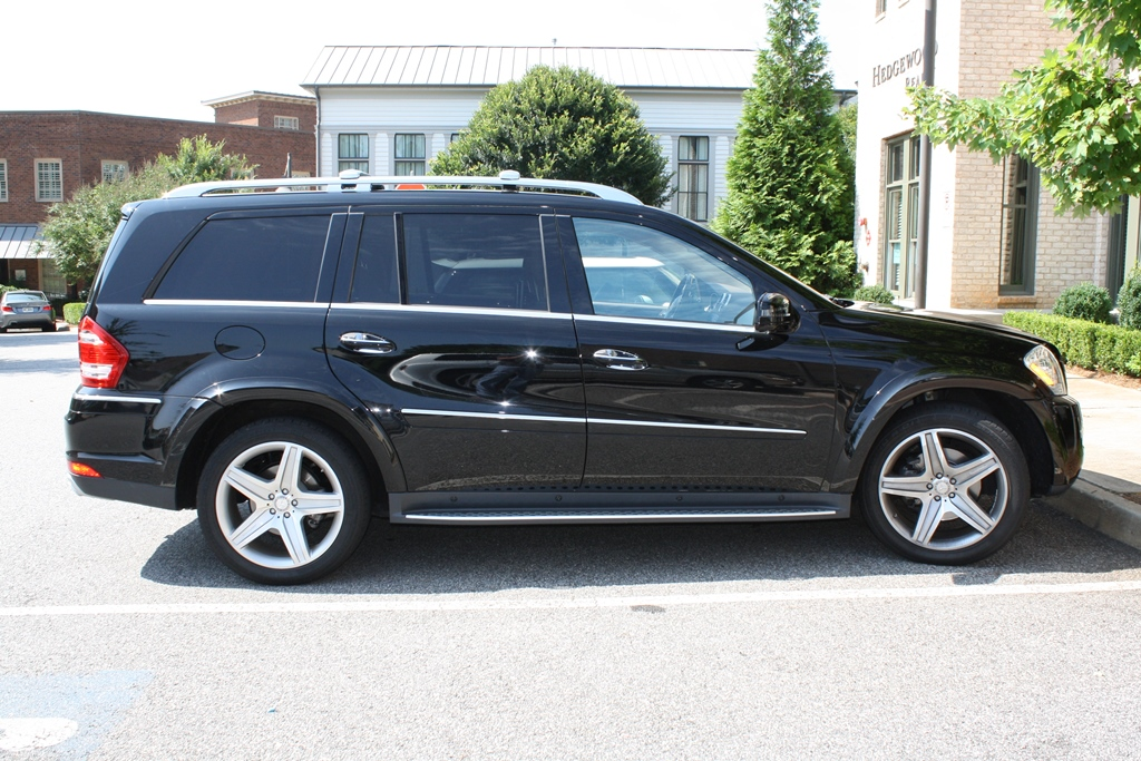 2012 mercedes benz gl550 diminished value car appraisal
