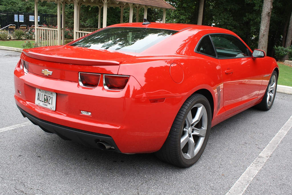2013 chevrolet camaro ls 2d coupe diminished value car. Black Bedroom Furniture Sets. Home Design Ideas