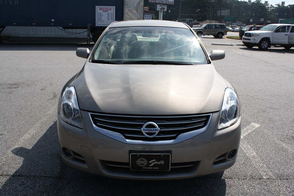 2012 Nissan Altima S 4d Sedan Diminished Value Car Appraisal