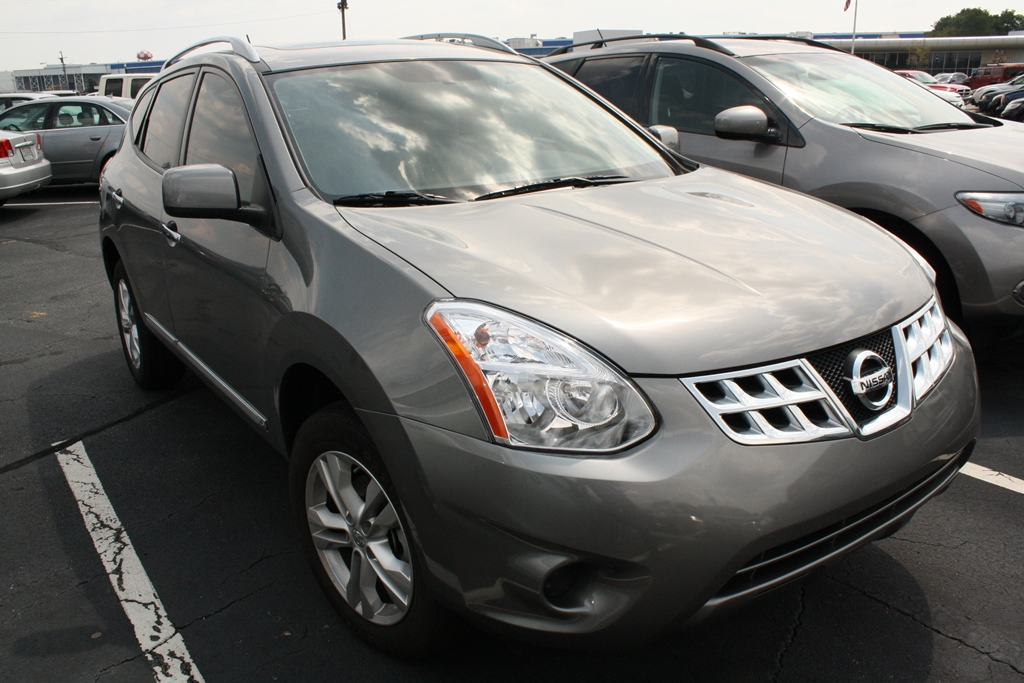 2012 nissan rogue sv 4d utility fwd diminished value car - 2012 nissan rogue exterior colors ...