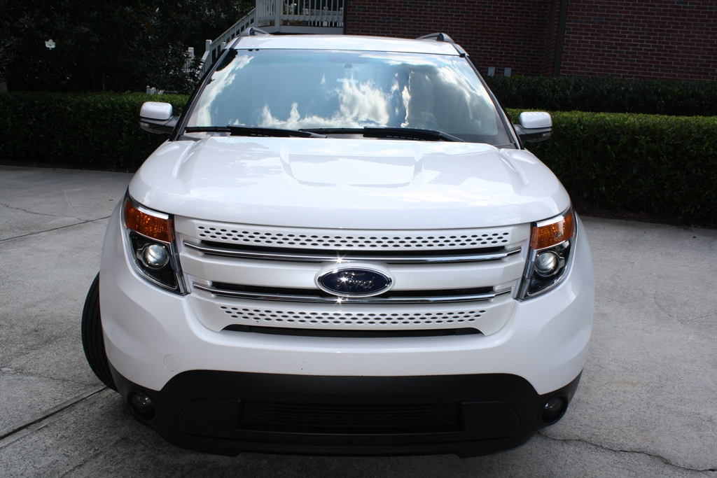 2013 ford explorer limited 07. Cars Review. Best American Auto & Cars Review
