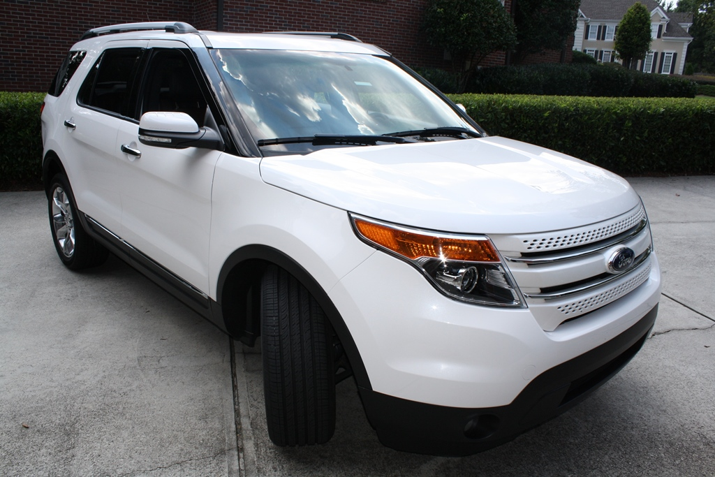 2013 ford explorer limited 08. Cars Review. Best American Auto & Cars Review