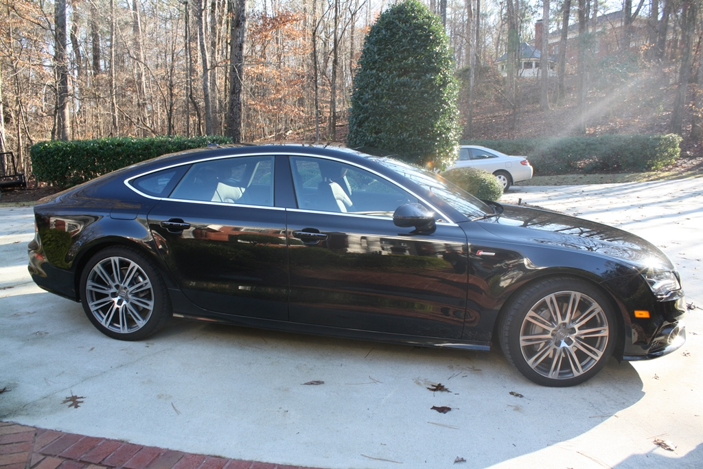 2013 Audi A7 Prestige Diminished Value Car Appraisal