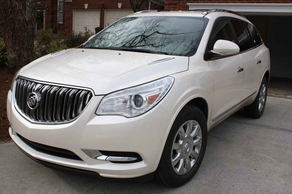 2014 Buick Enclave Diminished Value Car Appraisal
