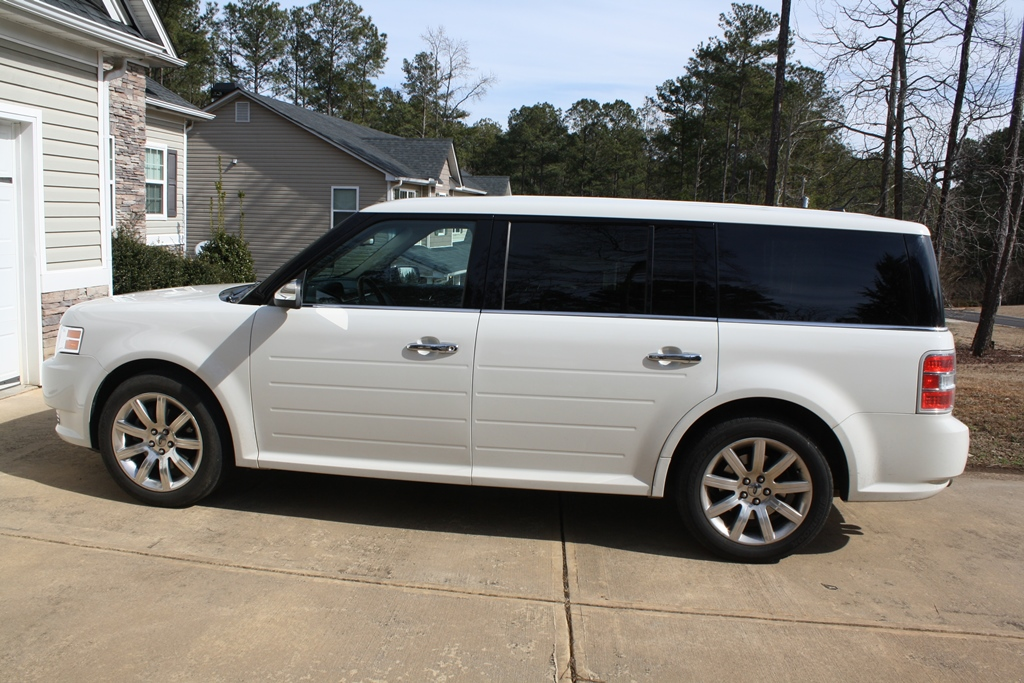 2011 Ford Flex Limited Diminished Value Car Appraisal