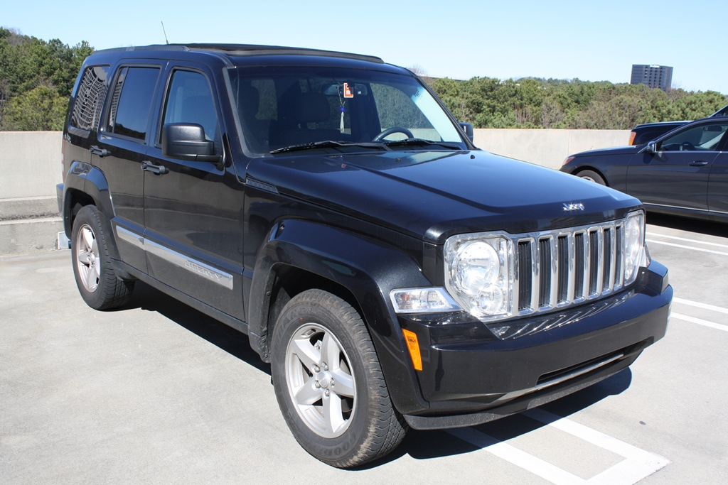 Diminished Value Info For 2011 Jeep Liberty Limited 4D Utility