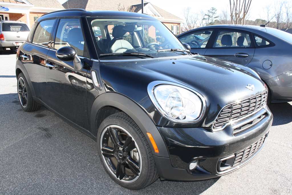 2012 mini cooper countryman s 4d hatchback diminished value car. Black Bedroom Furniture Sets. Home Design Ideas