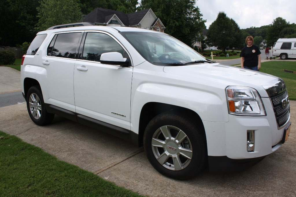 2012 gmc terrain slt diminished value diminished value. Black Bedroom Furniture Sets. Home Design Ideas