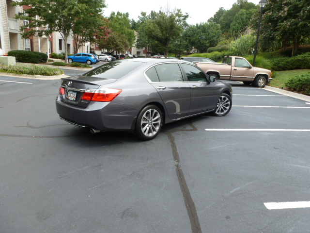 was your 2014 honda accord sport involved in an accident. Black Bedroom Furniture Sets. Home Design Ideas