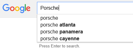 google-auto-search-trends-porsche-2016