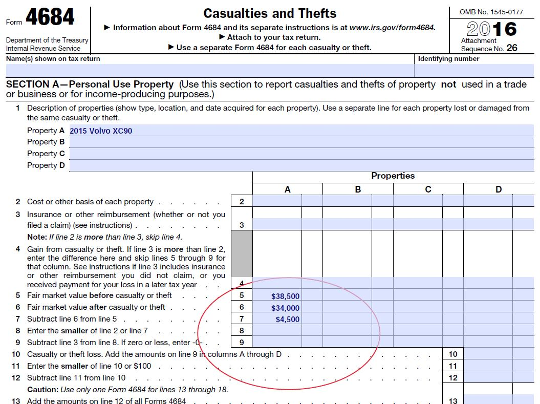 IRS-Diminished-Value-Car-F4684
