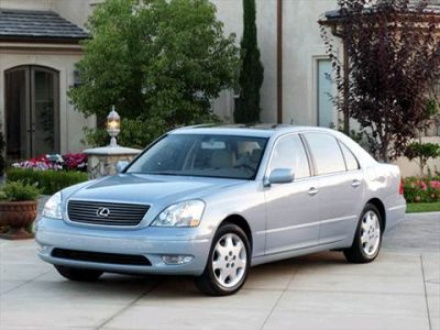 Lexus Ls Generations 2002 To 2019 Diminished Value Car Appraisal
