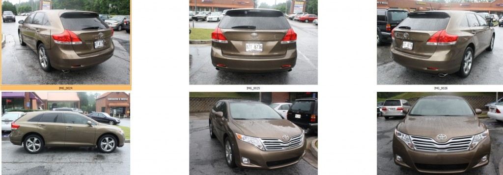 Toyota Venza Loss in Value