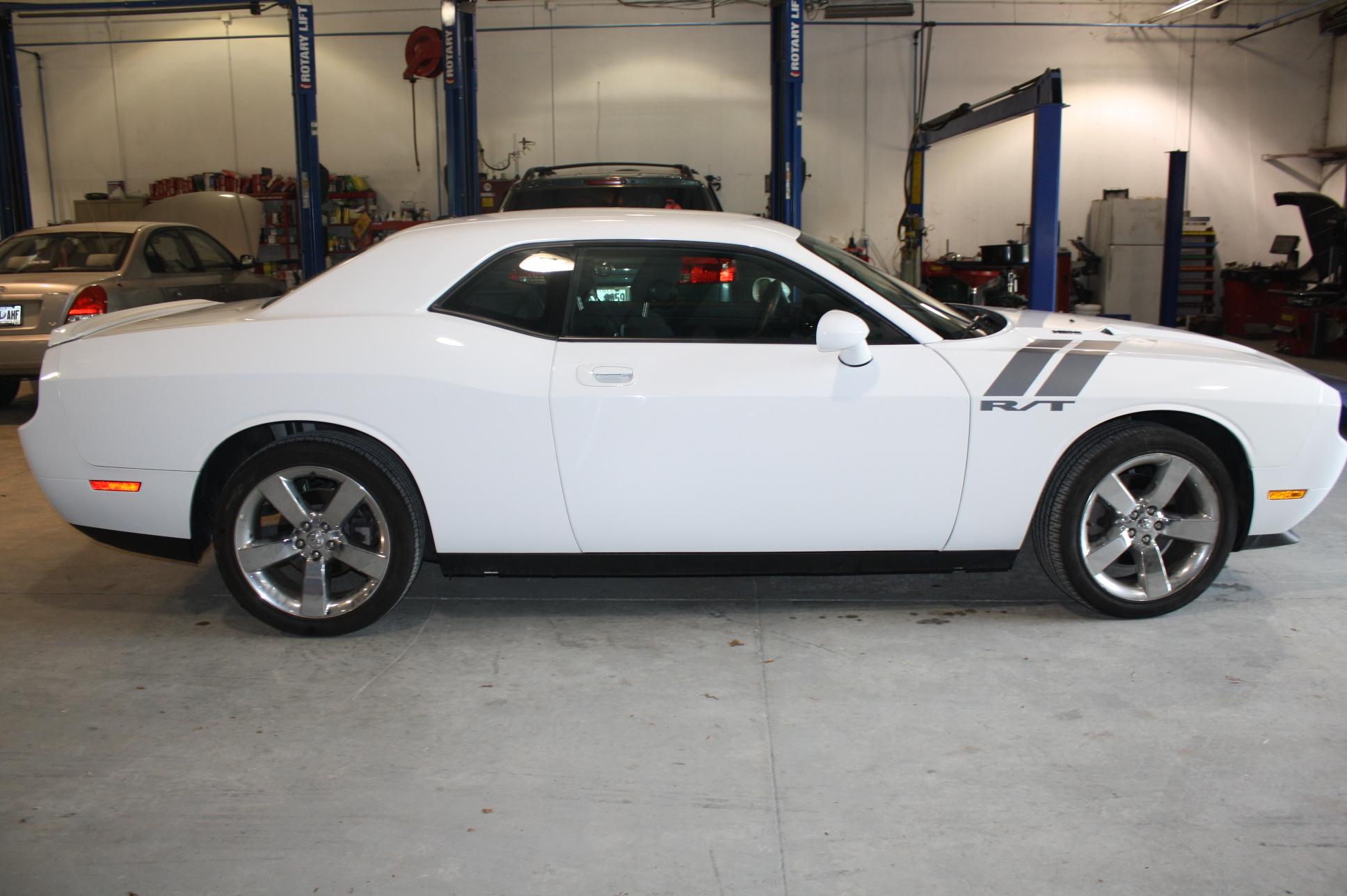 2010 Dodge Challenger R/T 2D Coupe   Diminished Value Car Appraisal