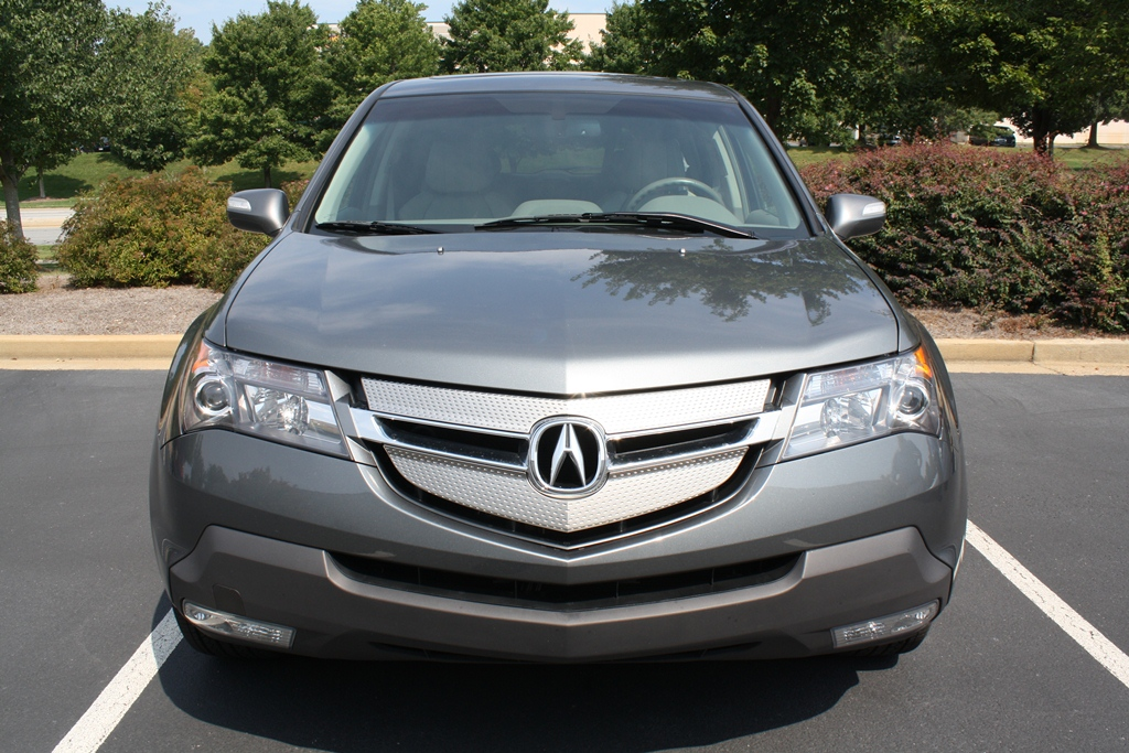 Acura MDX Base D SUV WTechnology Diminished Value Car - Acura mdx value