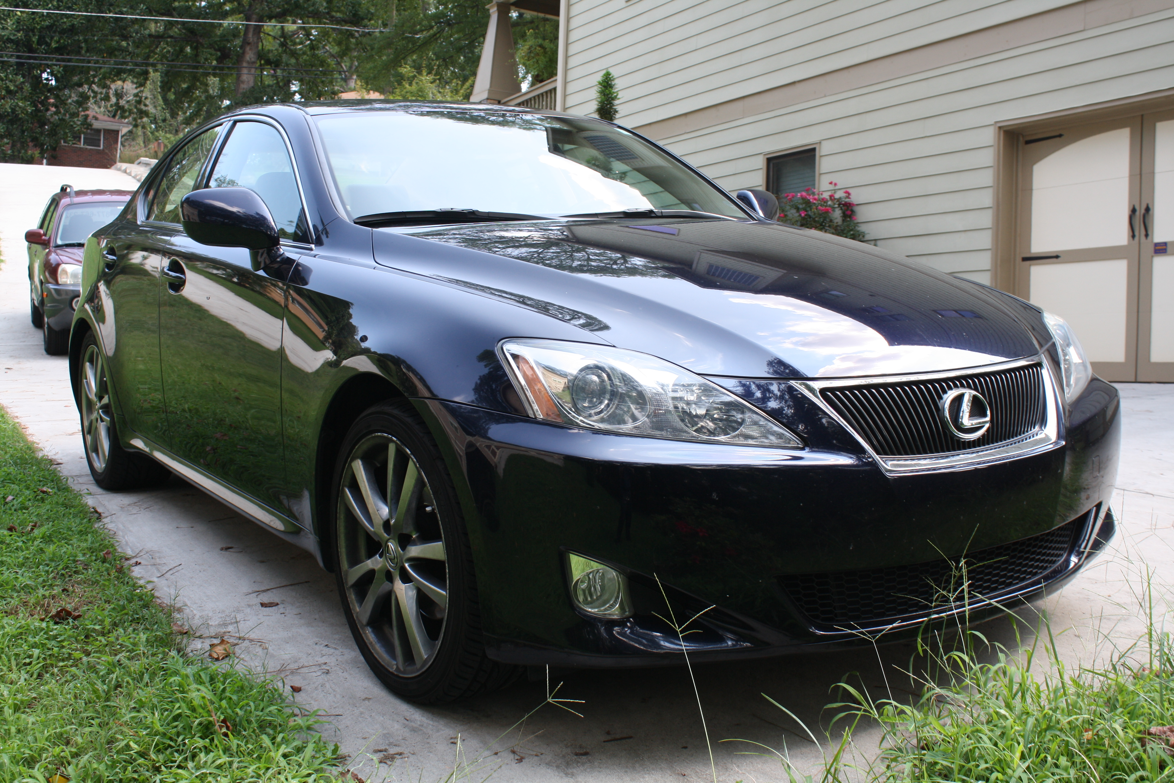 2008 lexus is 250 4d sedan diminished value car appraisal. Black Bedroom Furniture Sets. Home Design Ideas