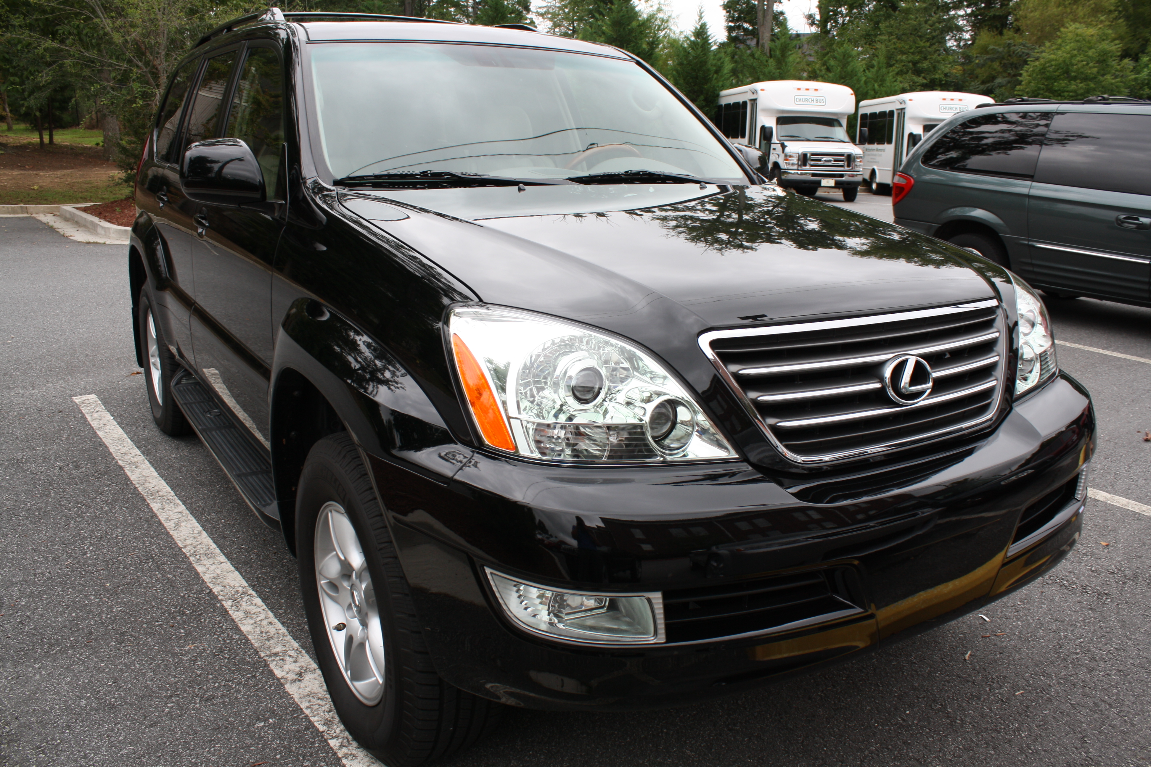 2007 lexus gx 470 4d utility 4wd diminished value car. Black Bedroom Furniture Sets. Home Design Ideas