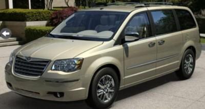 2007 Chrysler Town & Country Touring Wagon LWB