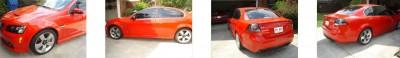 2008 Pontiac G8 GT 4D Sedan Diminished Value