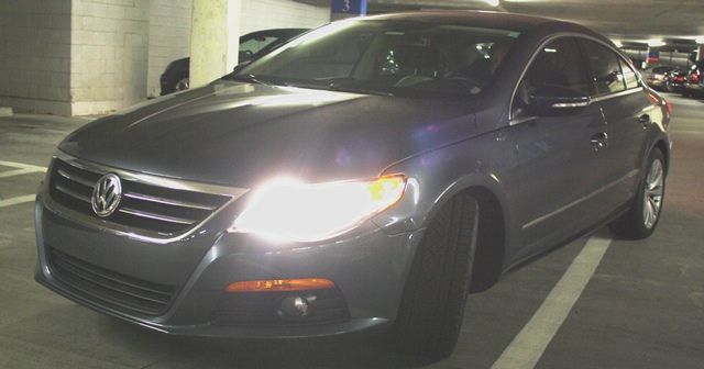 2010 Volkswagen CC Sport 4D Coupe Atlanta Diminished Value