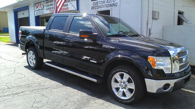 2011 ford f150 lariat supercrew diminished value car appraisal. Black Bedroom Furniture Sets. Home Design Ideas