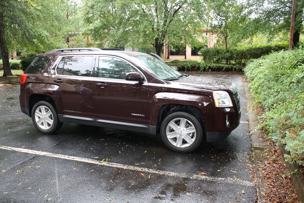 2011 gmc terrain slt 4d utility diminished value car. Black Bedroom Furniture Sets. Home Design Ideas
