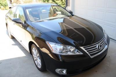 2011 Lexus ES 350 4D Luxury Sedan Diminished Value Auto Appraisal 4