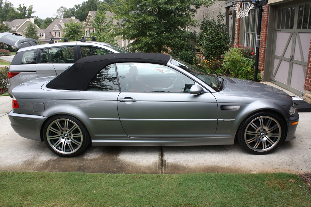 BMW M D Convertible Diminished Value Car Appraisal - Bmw 2005 convertible