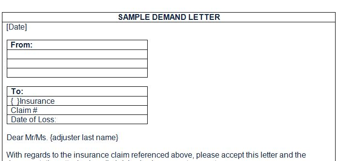 Sample diminished value demand letter thecheapjerseys Gallery