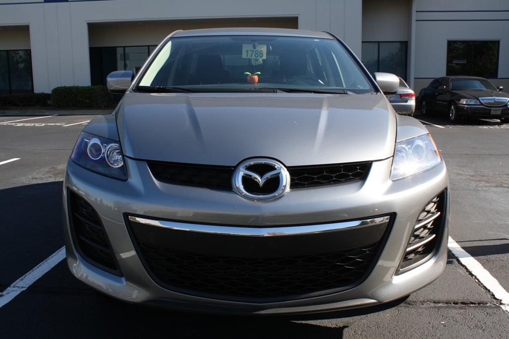 2010 Mazda CX-7   Diminished Value Car Appraisal