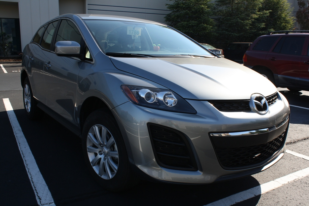2010 Mazda CX-7 | Diminished Value Car Appraisal