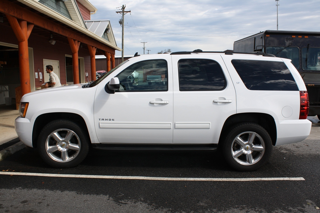 2012 Chevrolet Tahoe Lt 4d Utility Diminished Value Car